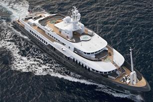 Tổng thống Nga mua du thuyền 42 triệu USD