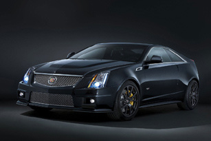 Kim cương đen Cadillac CTS-V