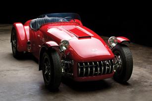 Đấu giá Kurtis 500S Roadster 1954