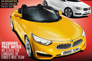 Lộ thông tin BMW Z2