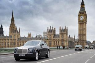 Rolls-Royce kỷ niệm ''Thiếu nữ bay'' 100 năm tuổi