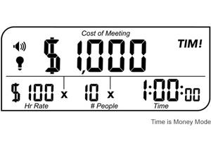 Bring Tim - Đồng hồ tính tiền cuộc họp