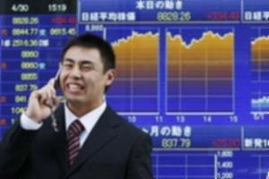 Chứng khoán châu Á hồi phục khi GDP Nhật không giảm nhiều như dự tính