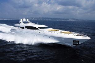 Siêu du thuyền Overmarine Mangusta 165