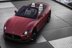 Maserati GranCabrio Sport 2012 cải tiến công suất