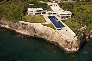 Vẻ đẹp của villa Casa Kimball