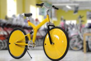 Shadow Ebike: Xe đạp điện kết nối không dây đầu tiên