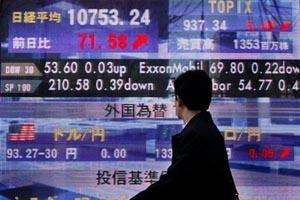 Chứng khoán châu Á tăng điểm khi lạc quan gia tăng