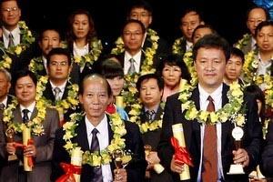 Khởi động giải thưởng tôn vinh doanh nhân ASEAN