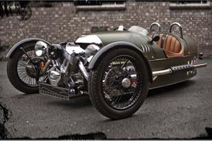 Xe 3 bánh Morgan sẽ được tái sinh