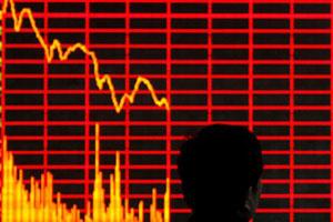 Chứng khoán châu Á giảm xuống mức thấp nhất trong 2 tuần