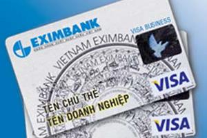EximBank giảm phí chuyển đổi tiền tệ cho các sản phẩm thẻ