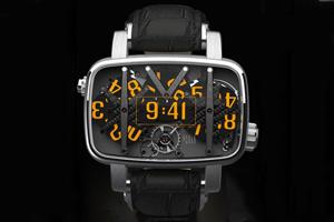 Baselworld 2011: Đồng hồ 4N của Francois Quentin