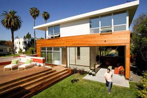 Thiết kế nhà theo phong cách hướng ngoại