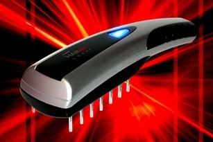 Lược laser đặc biệt của Viatek