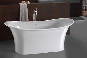 Bồn tắm duyên dáng theo phong cách Pháp
