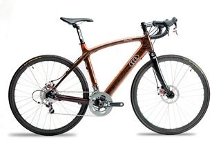 Xe đạp Audi siêu sang