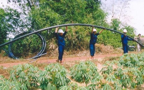 Huewaco khởi công hệ thống cấp nước sạch cho 42.127 nhân khẩu