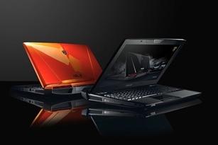 Đẳng cấp xe hơi trên laptop ASUS-Automobili Lamborghini VX7