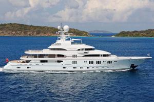 Siêu du thuyền TV giá thuê 5 triệu USD