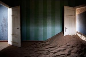 Sa mạc trong nhà