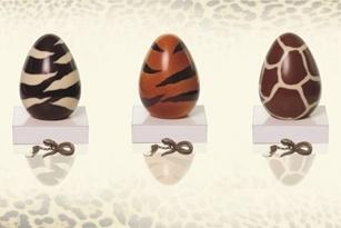 Trứng Phục sinh xa xỉ làm từ sô-cô-la
