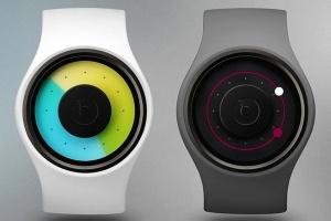 Aurora và Orbit - hai mẫu đồng hồ mới của Ziiiro