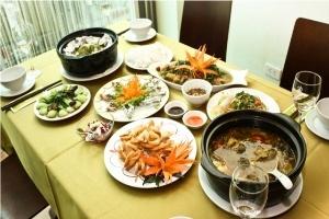 Thưởng thức các món hấp lạ miệng tại nhà hàng Táo Quán