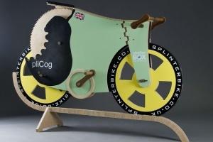 Splinter - Xe đạp 100% bằng gỗ
