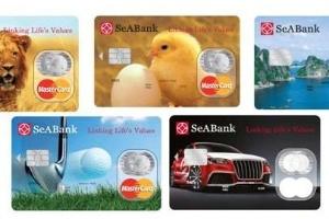 Thêm ưu đãi cho chủ thẻ quốc tế MasterCard của SeABank