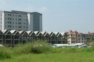 Doanh nghiệp bất động sản bị phân biệt đối xử