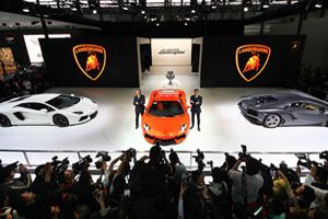 Lamborghini: Trung Quốc sẽ là thị trường số 1
