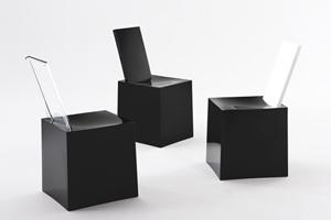 Miss Less – Ghế thanh tao và hiện đại