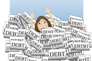 10 sai lầm trong nỗ lực giảm nợ