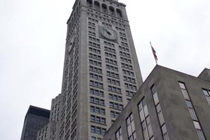 Tommy Hilfiger biến tháp đồng hồ thành khách sạn