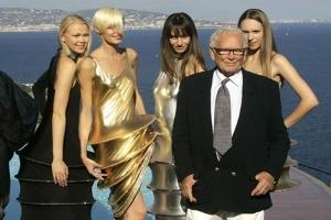 Pierre Cardin rao bán thương hiệu 1 tỷ euro