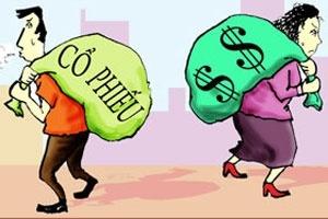 Cổ phiếu trên thị trường chứng khoán không có giá trị thực?