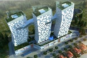 Chính thức khởi công Khu dân cư Azure City