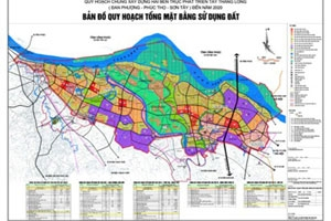 """Hà Nội: Đất Phúc Thọ, Đan Phượng lại """"sốt xình xịch"""" vì quy hoạch"""