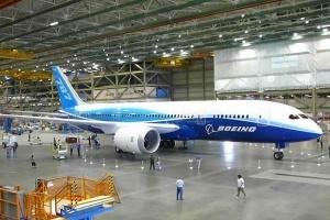 Việt Nam sản xuất thiết bị cho máy bay Boeing