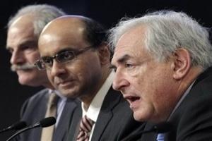 Tranh cãi xung quanh chiếc ghế Tổng giám đốc IMF