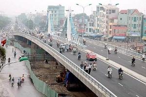 Hà Nội sẽ đầu tư 3 dự án giao thông quy mô hơn 600 tỷ đồng
