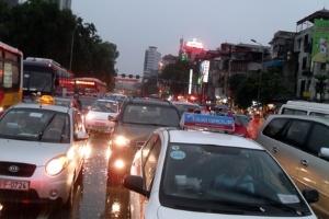 Hơn 600 tỉ đồng xây 3 cầu vượt tại Hà Nội
