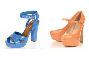 Những đôi giày dành để đi bar