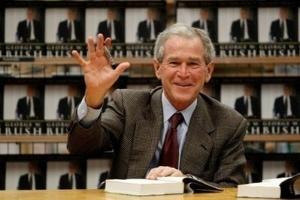 Tiết lộ thu nhập của cựu Tổng thống Mỹ Bush