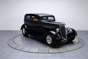 """Xe cổ Ford Tudor 1934 """"muốn"""" đổi chủ"""