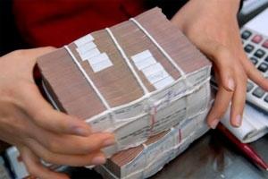 Bội chi ngân sách ước hơn 22.000 tỷ đồng