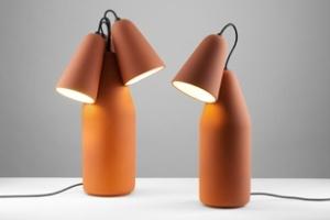 Các thiết kế đèn sáng tạo của Tomas Kral