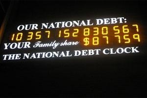 Moody's cảnh báo chính phủ Mỹ về