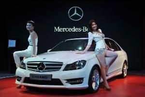 Triển lãm Mercedes Fascination 2011  tại Hà Nội